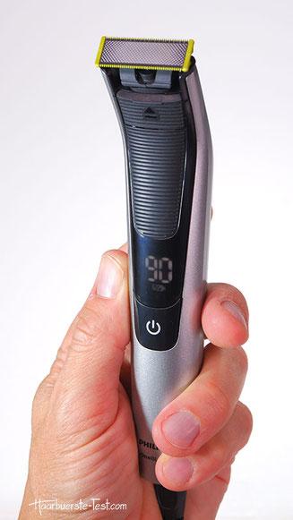 oneblade pro test, oneblade pro qp6520/30