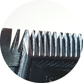 Haarschneider 0mm, Haarschneidemaschine 0mm