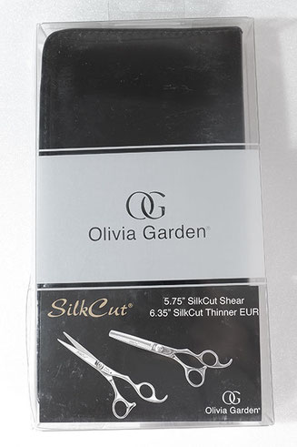 Olivia Garden Silkcut Scherenset
