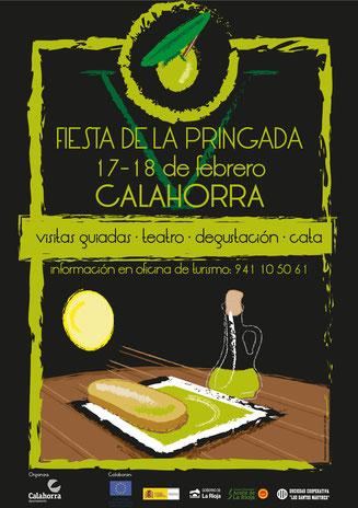 Fiesta de la Pringada en Calahorra