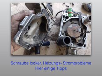 Reparaturen im WoMo selber machen
