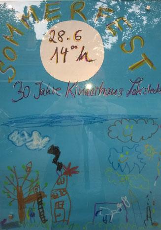 30 Jahre Kinderhaus Lokstedt, 28.06.2014, 14.00h