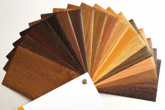 Design- und Farbauswahl