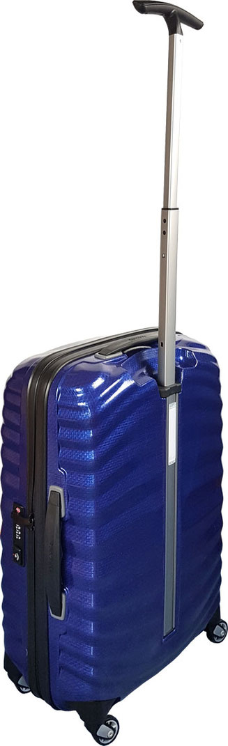Samsonite Trolley extra leicht mit 1-teiligem Ziehgriff