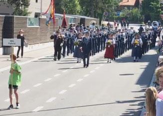 Video vom Berner Oberländischen Musiktag vom 16.06.2018 in Steffisburg