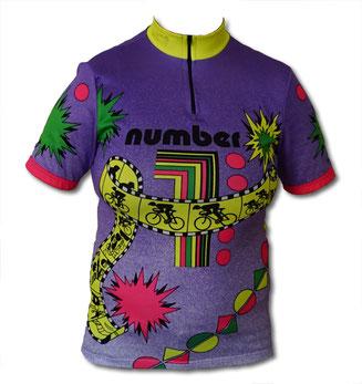 Radfahrer Trikot für Damen