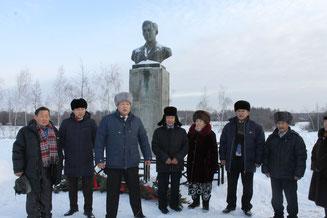 Музей-усадьба П. А. Ойунского