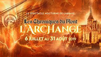 Chroniques du Mont - L'Archange
