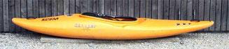 K1-Tourenboot: Chopper (für grössere Leute)