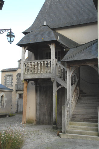 Le grenier, Musée des Métiers