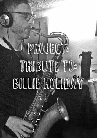 Progetto Igor Palmieri e Valentina Mattarozzi e Francesco Cavaliere: tributo a Billie Holiday