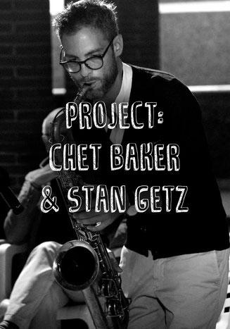 Progetto Igor Palmieri, Fulvio Chiara, Simone Daclon: omaggio a Chet Baker e Stan Getz