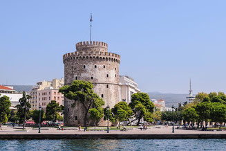 Thessaloniki Architecture