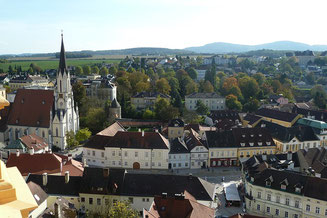 Melk City Centre
