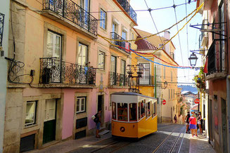 Lisbon Old Town