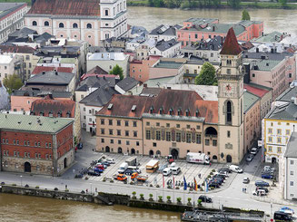 Old Town Hall Passau