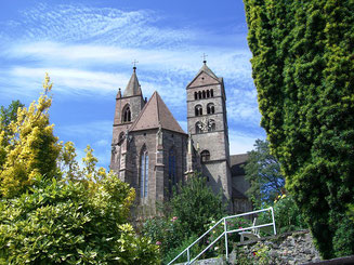 St Stephan Church Breisach
