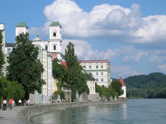 Embankment Passau