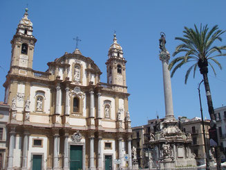 San Domenico Church Palermo