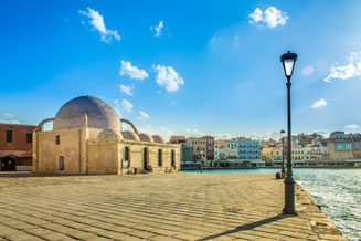 Historic Center Chania