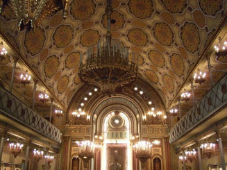 Coral Synagogue Bucharest