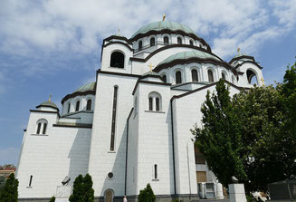 Saint Savah Cathedral Belgrade