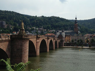 The Old Bridge Heidelberg