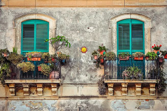 A House in Venice Italy