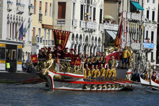 Dragon Boat Venice
