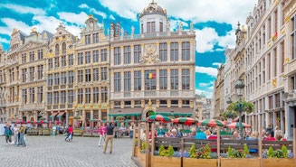 City Center Brussels