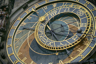 The Astronomical Clock Prague