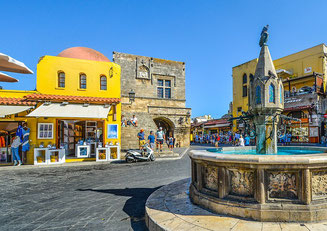 Rhodes City Center
