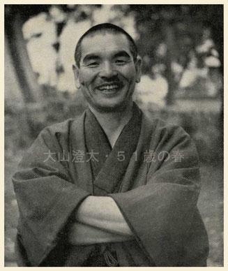 大山澄太・51歳の春