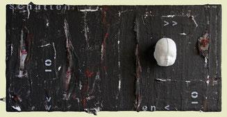 malerei, verbunden, foto: peter köcher