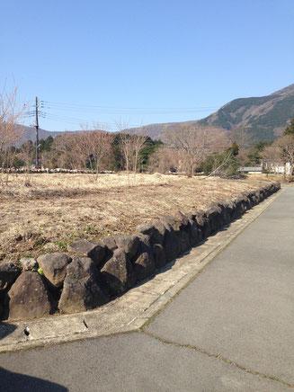神奈川県箱根町仙石原の土地販売