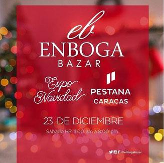 Enboga Bazar - Expo Navidad 2017