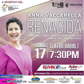 Renacida - Anna Vaccarella
