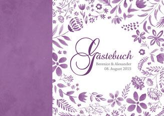 Gästebuch Hochzeit Design Maritim
