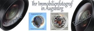 Immobilien Fotografie in Augsburg
