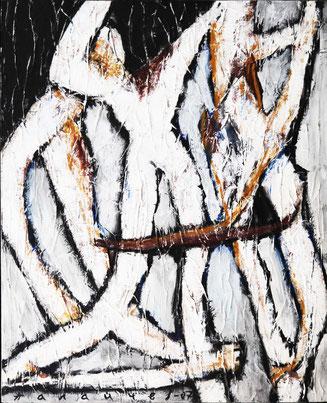 "Palaychev Yuri, ""Tanz"", Öl auf Leinwand, 114 x 92 cm, 2007, gerahmt, 2.500 €"
