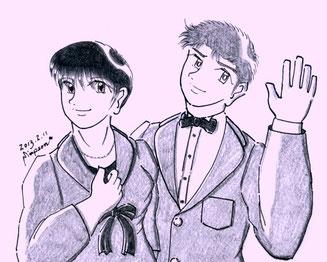 マユミとケネス
