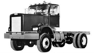 Diamond Reo Giant Truck C11644DB