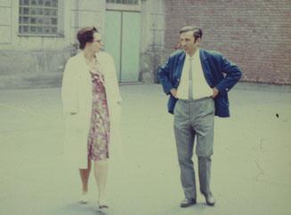 1969 - Ruhende Pole