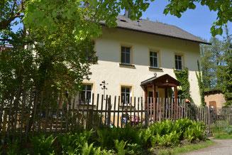 Bild: Teichler Wünschendorf Rotes Haus