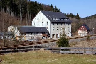 Bild: Teichler Wünschendorf Vogelmühle 2013