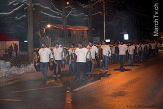 6.1.2017 Einschellen in Buttikon Maag-isch Foto Film