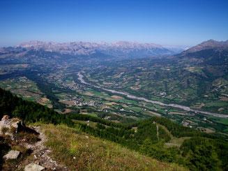 Champsaur, vallée du Drac