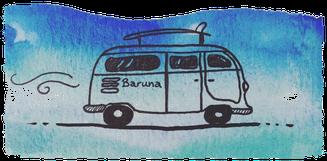 Surf Trips in Canggu Bali Indonesien