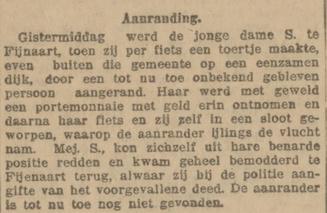De courant 14-06-1911