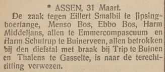 De Noord-Ooster 01-04-1922